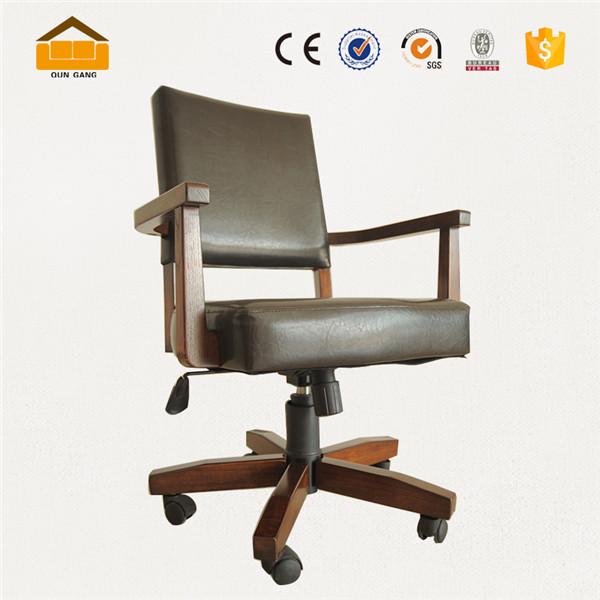 Oak Swivel Desk Chair Parts Pretty Ideas Antique Office Chair