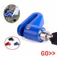 4 in 1 Wireless Remote Control Bike Lock Anti-thief Alarm Lock Alerter Bicycle Lock for Entertainment Adventure