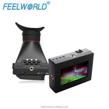 Feelworld 3.5 inch follow focus electronic viewfinder HDMI Input E-350