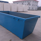 4m recycling waste hopper skip container skip bins
