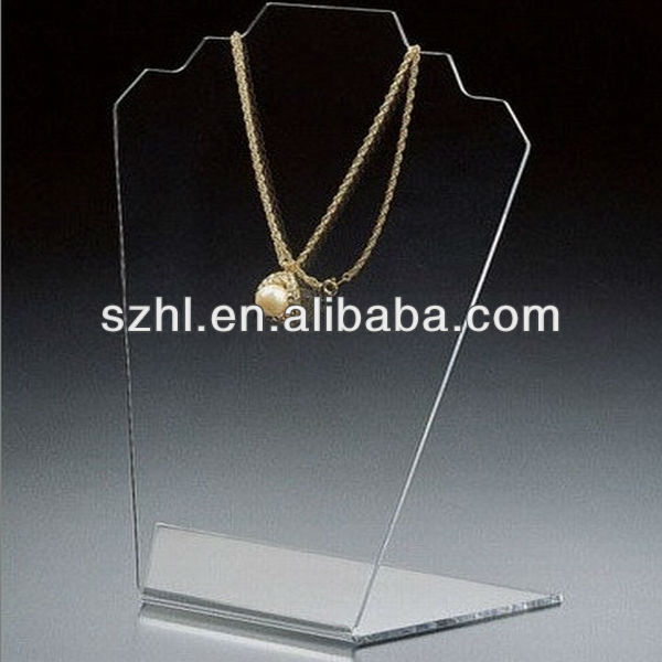 Customized Acrylic Display Stand Acrylic Body Jewelry Display ...