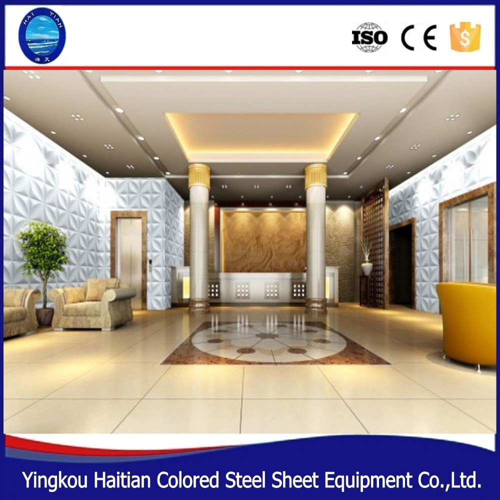 pvc cladding for external wall 3d wall pvc wallpaper price interior decorative pvc cladding price