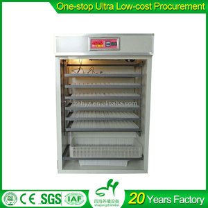 New upgrade Large size used hatching egg machine industrial incubator for chicken