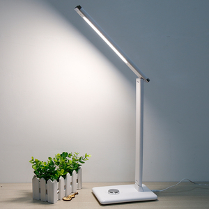New 180 Degree Up and Down Rotation Hotel Desk Lamp Table Led for Office and Work