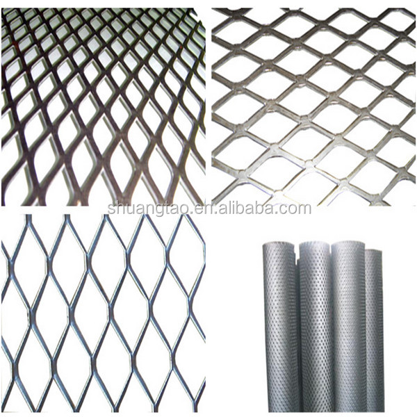 Expanded Metal Lowes Steel Grating Expanded Metal Mesh