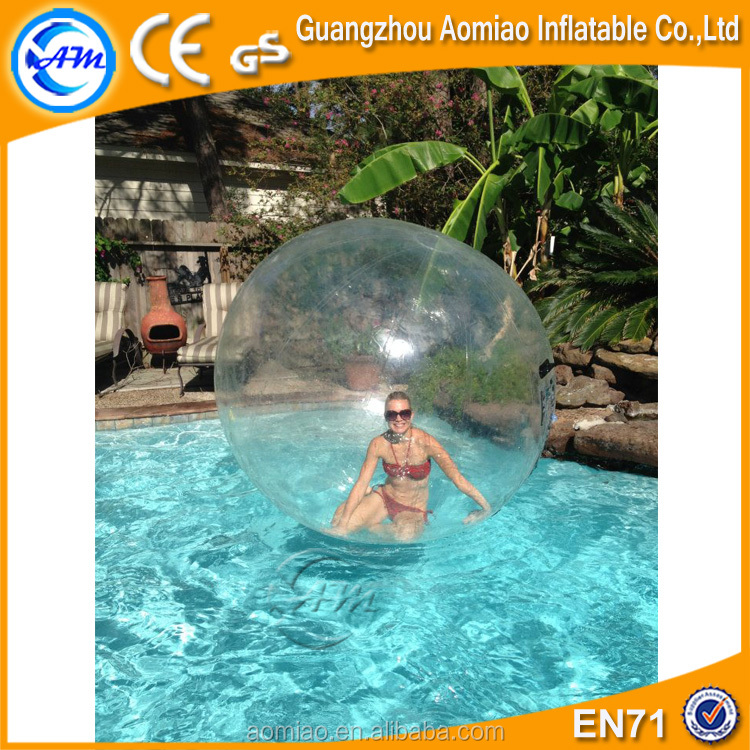 Heavy Duty Air Bubble Ball/water Ball Gun/water Polo Ball