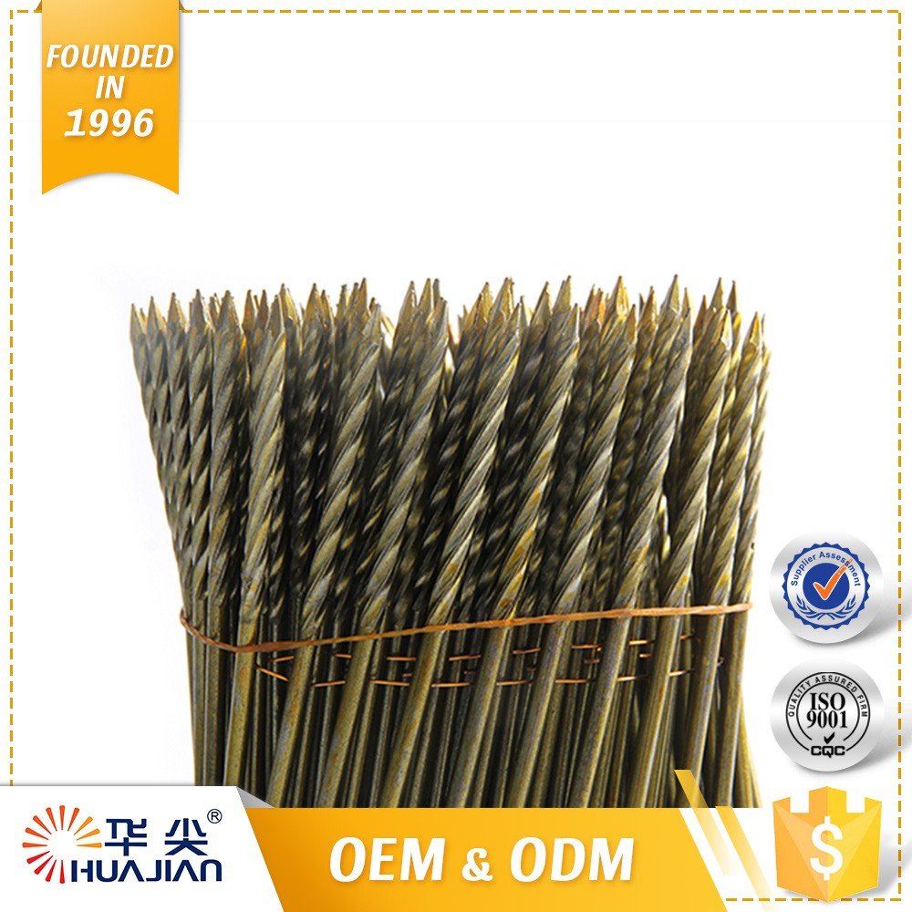 Advertising Promotion Galvanize Roofing Nail Cheap Price Vinyl Coated Wire Coil Nails