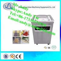 PCB external vacuum skin packaging machine with gas flush/vacuum packing machine for food