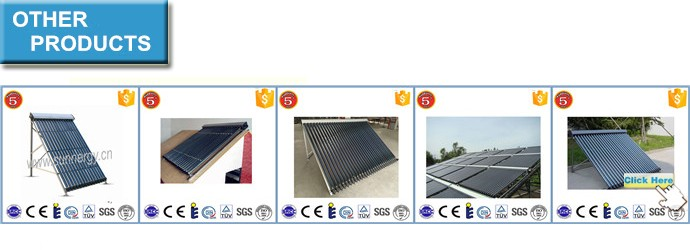 China Supplier Solar Heat Pipe Solar Water Heater Parts