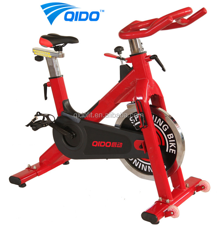 2017 Commercial Gym Machines Spinning Bike Weight Loss Slimming Exercise Bike