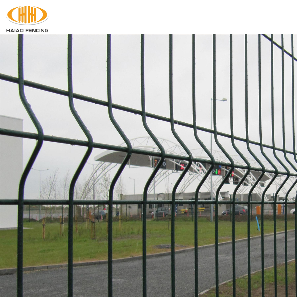 Beautiful Galvanized Welded Wire Fence Panels Gallery - The Wire ...