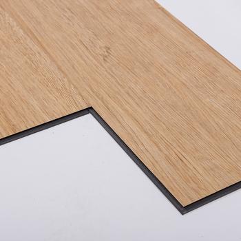 New Design Water Resistance Oak Patent Click Laminate Pvc Floor
