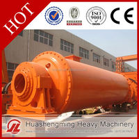 HSM CE ISO Manufacture ball mill and classifier production line for calcium carbonate powder