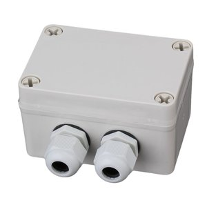 Custom Outdoor Electronic IP65 ABS PC Plastic Electrical junction box