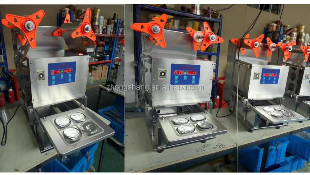 plastic paper sealing machine