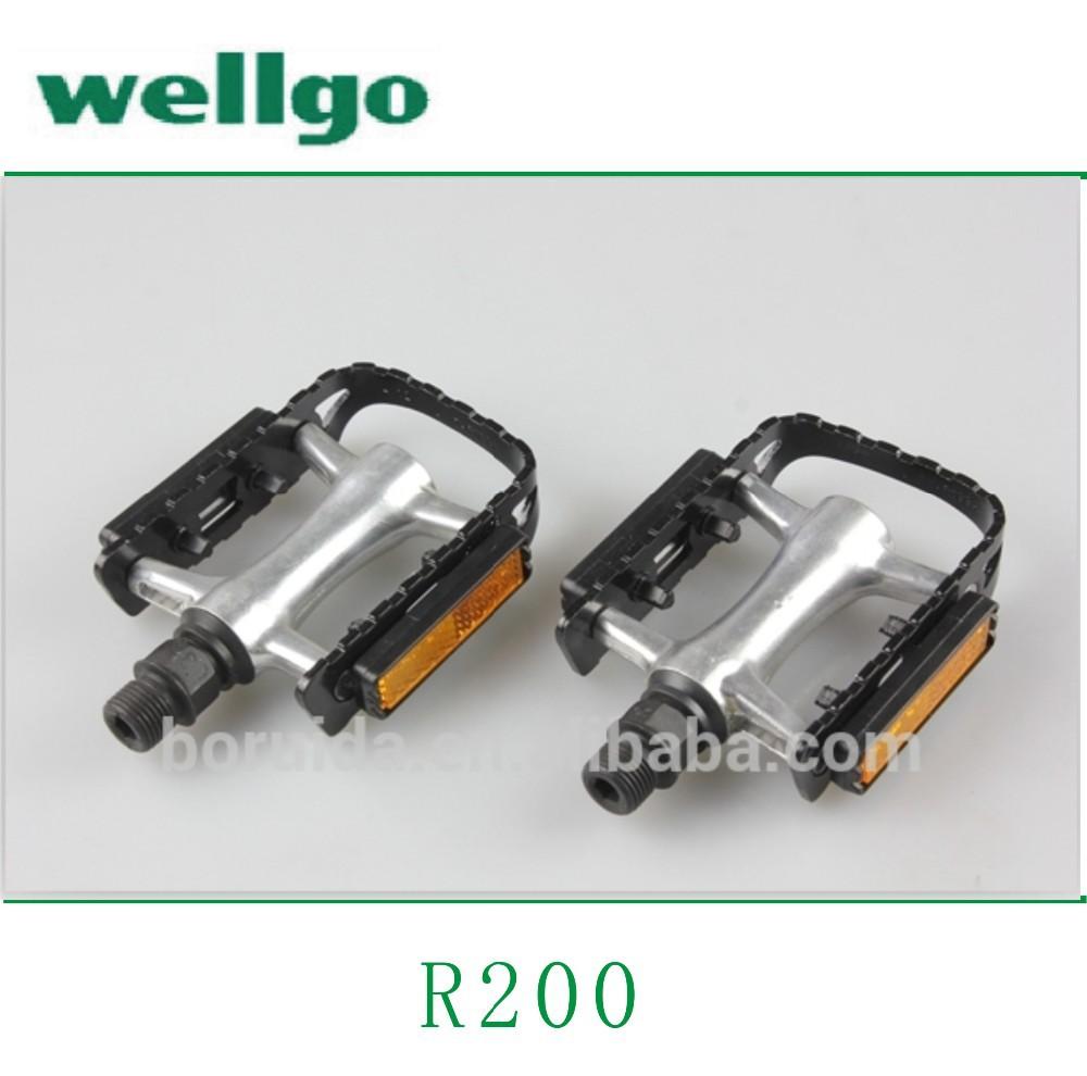 Wellgo Cheap Bicycle Parts Aluminum Trekking Pedal R200 Buy
