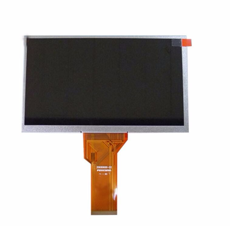 ×480 Resolution LCD Screen Panel LB070WV3-SD02 7.0 inch LG 800 RGB