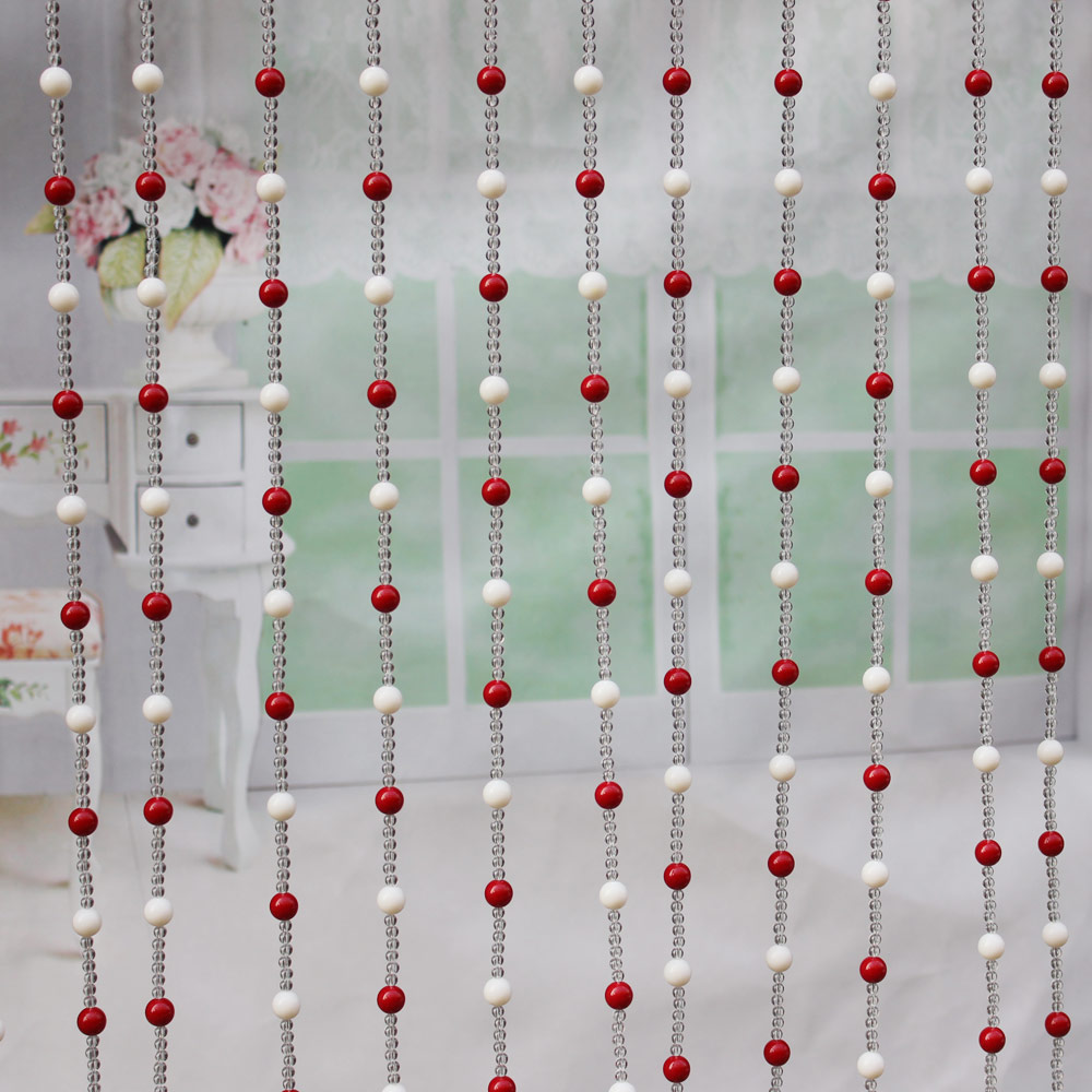 Low Cost Ceiling Decors Plastic Beads