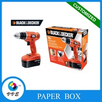 customized Electric Power Tool Packaging box And Shipping Box