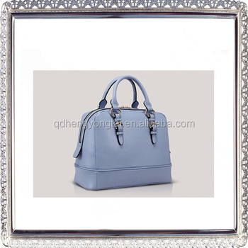 Italian Leather New Model Las Handbags Brand Name Purse Brands