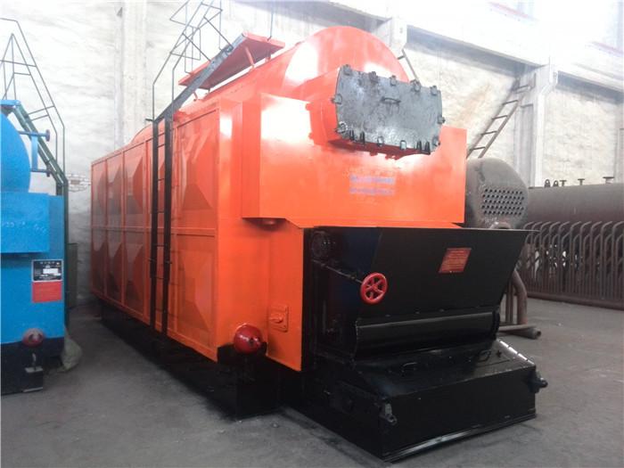 Chain Grate Stoker Coal Boiler Furnace For Steam