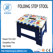 Heat Tranfer Printing 9 Inches Folding Step Stool