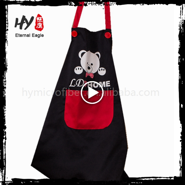 Hot selling chef cooking apron with CE certificate