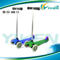 3 Wheel Colorful Mini Kid Scooter ,Children Scooter