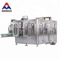 PET Bottle Orange Juice Making Machine/ industrial juice machine /automatic 3 in1 juce filling machine
