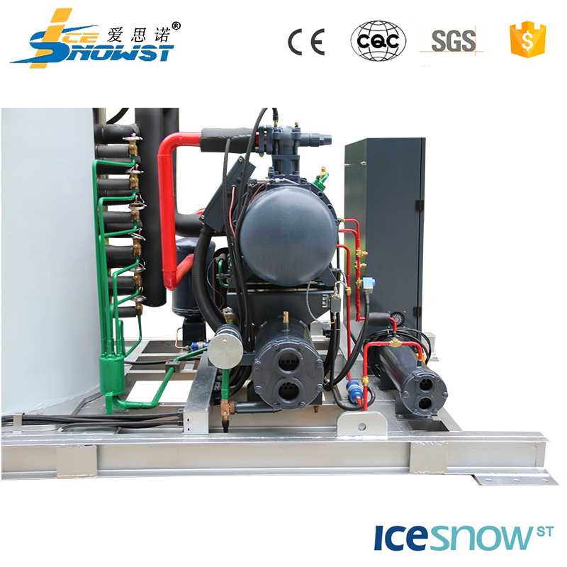 Reducing consumption evaporatively cooled best portable ice maker