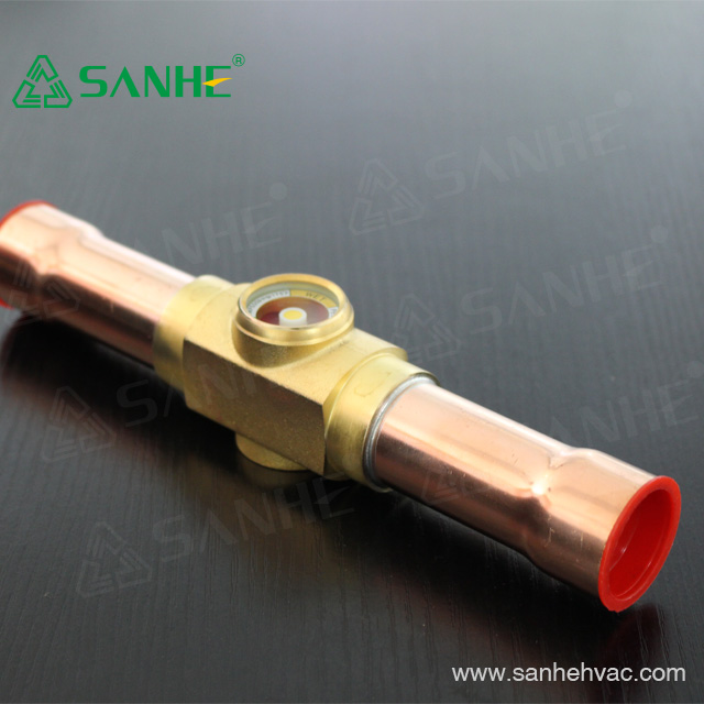 Strict Quality Control sight glass flow meter
