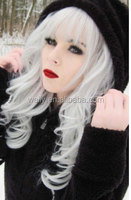 Hair Colour Silver Semi-permanent Hair Color - Buy Semi-permanent ...
