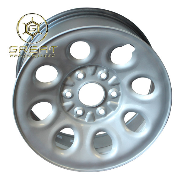 Many Types Cheap Truck Steel Wheel Rims 16inch