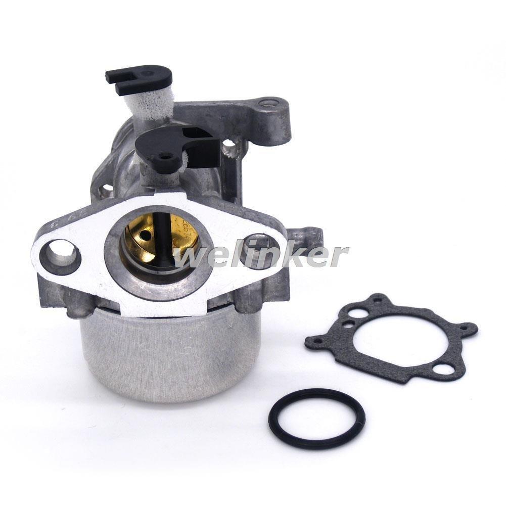 Carburetor Carb for Briggs & Stratton 799871 Replaces Old Part 799871 & 790845 --P#EWT43 65234R3FA629110