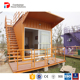 China Prefab Container House Manufacturer/30Ft Prefab Home