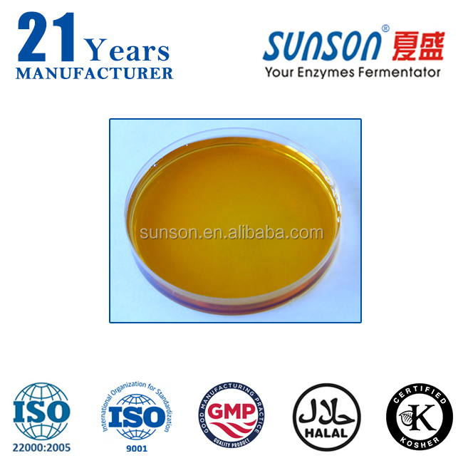 Glucoamylase enzyme for beer brewing industry Sunson GA-01L