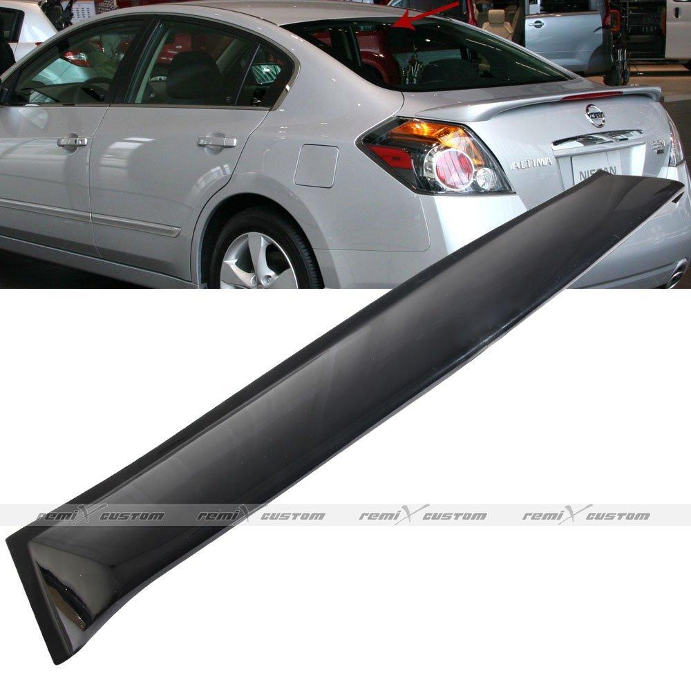 2007 2008 2009 Nissan Altima 4 Door Sedan Rear Roof Window Sun Rain Shade  Guard Visor ee9c28cc871