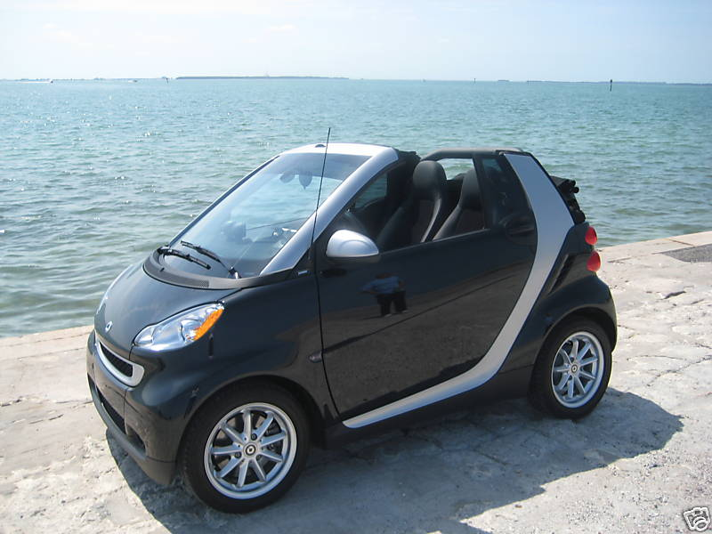2008 Smart Fortwo Cabriolet Convertible Every Option Car Product On Alibaba