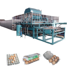 500-7200 pieces / hour carton paper pulp recycled egg tray making machine,egg carton machine