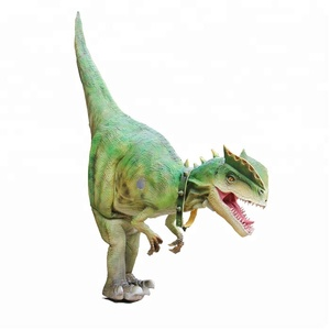 Customized Handmade Adult Walking Dinosaur Costumes for Performance
