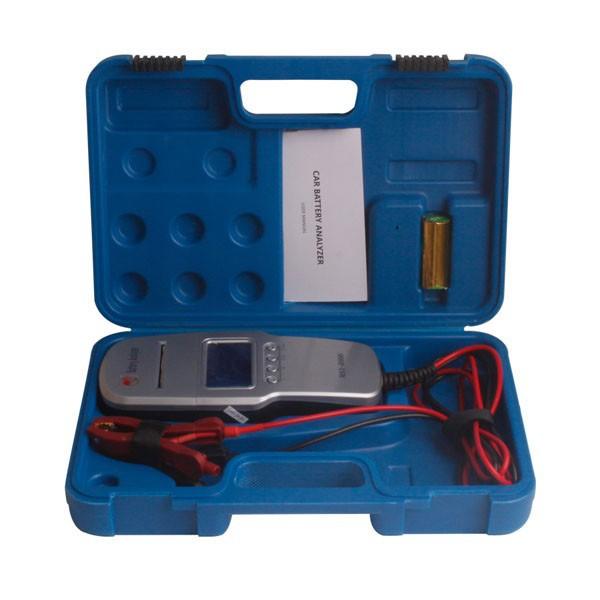 Аккумулятор тестер и анализатор для CarsAuto аккумулятор анализатор с Mini Bult - в принтер MST-8000