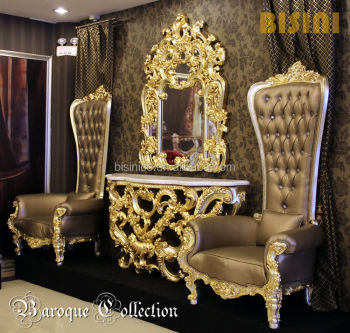 Luxury Living Room Furniture,elegant Royal Queen Chairs Set Part 40