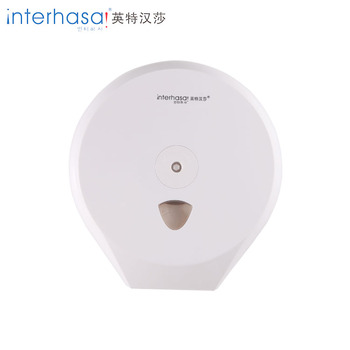 Top Quality Simple Wall Mounted Waterproof Big Toilet Plastic Tissue Box Container Paper Dispenser Holder