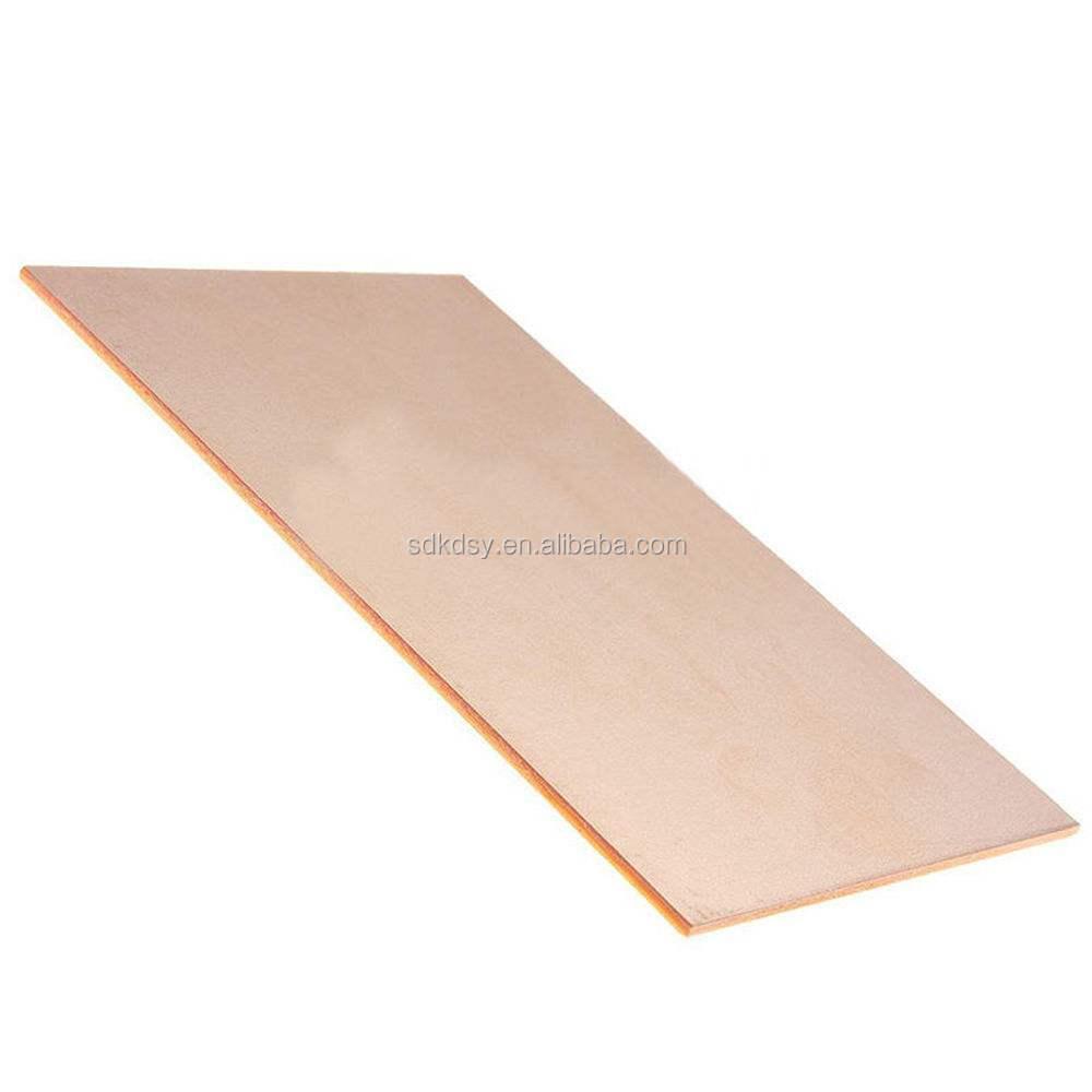 99.99/% Pure Copper Cu Metal Sheet Plate 0.8mm*200mm*200mm