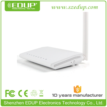 1 RJ11 4 RJ45 150Mbps ADSL Router USB Wireless Modem