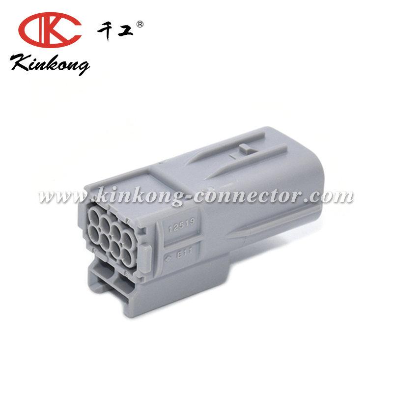 8 Pin  Way Sumitomo Radar Wiring Harness Sensor Plug