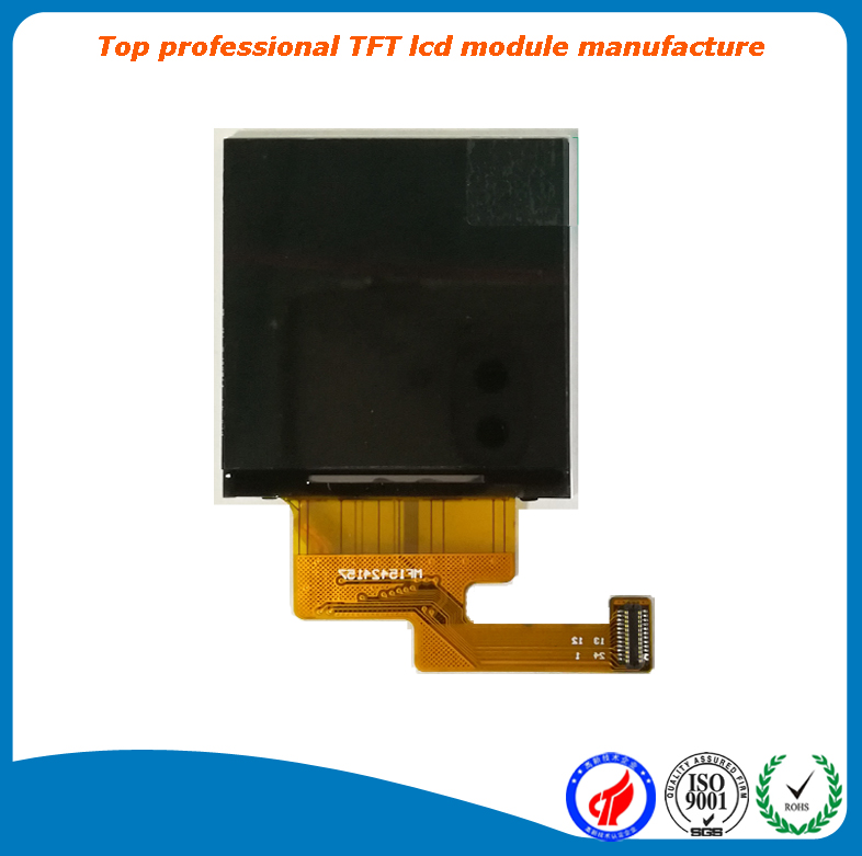 factory supply smart watch module 1.54 inch 240x240 tft display capacitive touch ips screen