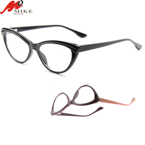 14990e0ac0 2019 Cat eye frame tr90 cheap eyeglass frames Acetate temples unisex tr90  optical frame