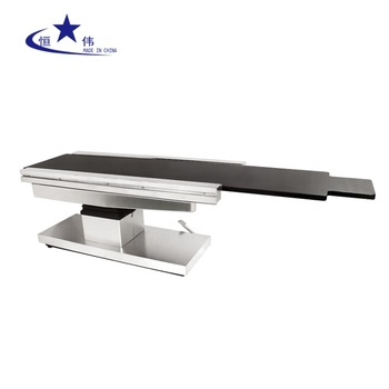 Multi-function operating room theatre table carbon fiber table