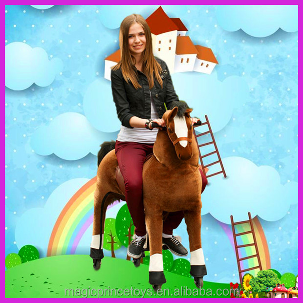 Magic Prince outdoor Riding Horse Toy